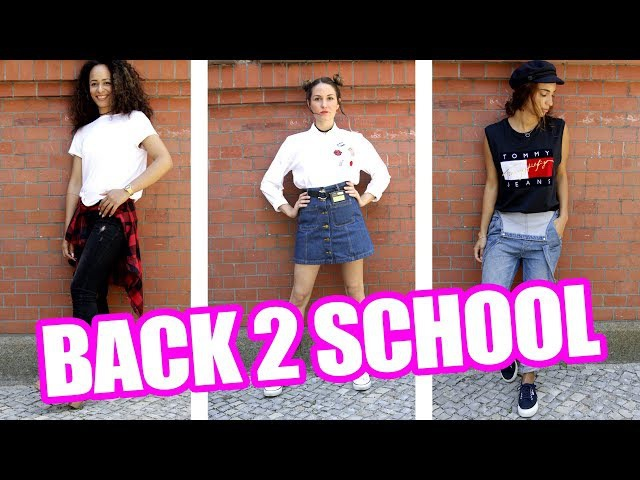 Back To School Fall 2017 - JAM FM Lookbook