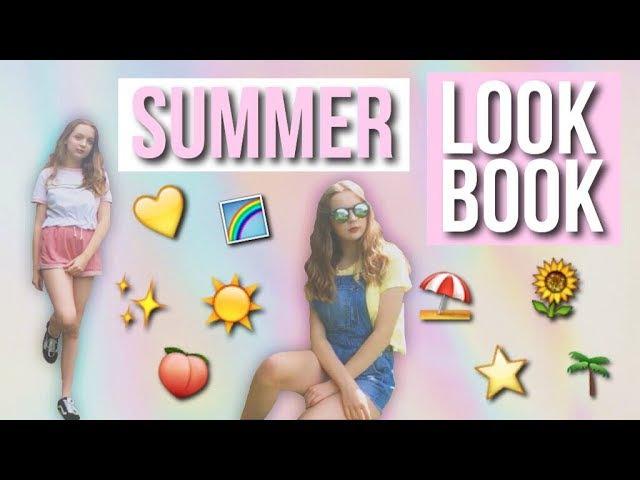 SUMMER LOOKBOOK | Millie Goode