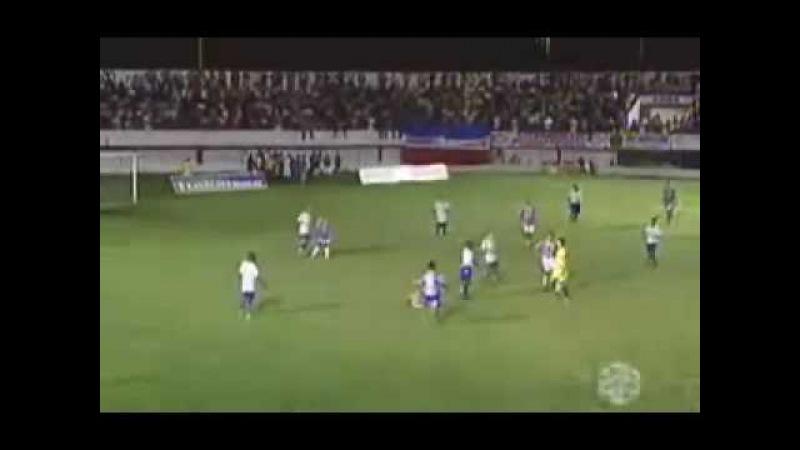Itabaiana 4x0 Confiança: Azulinos fazem cai-cai - Campeonato Sergipano 2007