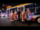 Deck the Halls With Boughs of Trolley Odesa Trolleybus Fleet Gets Holiday Makeover