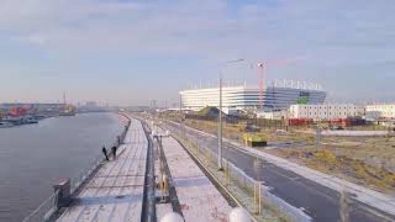 В FIFA показали, как выглядит калининградская арена для ЧМ-2018