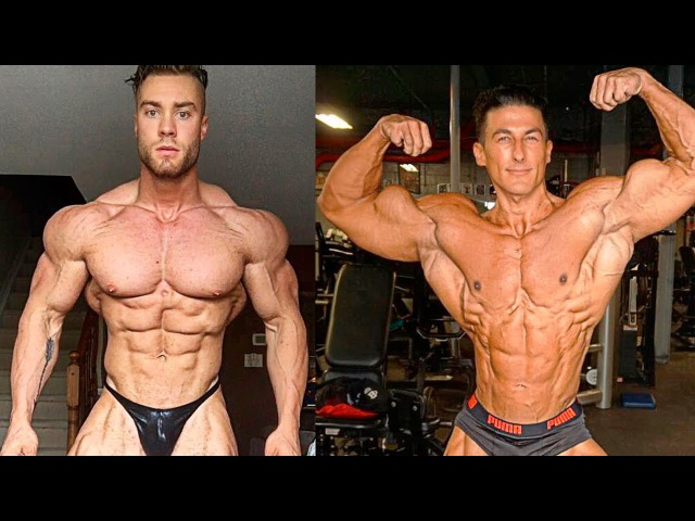 Chris Bumstead vs Sadik Hadzovic- Classic Physique