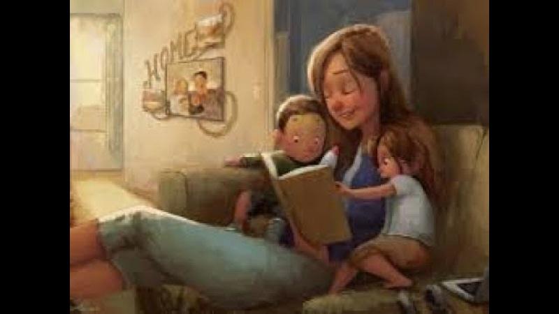 мама первое слово Песня про маму Мама жизнь подарила мне и тебе Детские песни