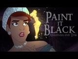 Paint it Black - Anastasia &amp Tink Halloween MEP part for Pittrice Scarlatta