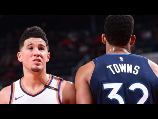 Обзор НБА Финикс Санз – Миннесота Тимбервулвз 12.11.17