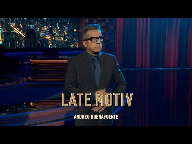 LATE MOTIV - Monólogo de Andreu Buenafuente. 'Un ejército de frikis' | LateMotiv333