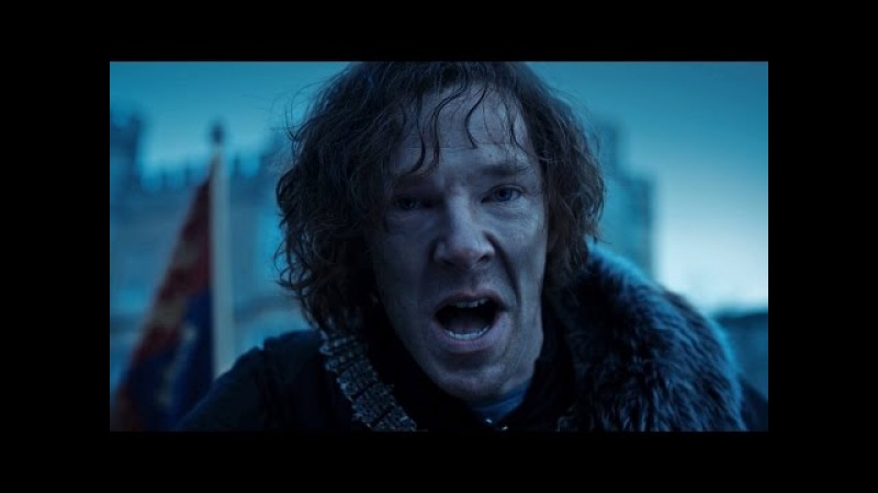 Richard III (Benedict Cumberbatch) dreams of the throne - The Hollow Crown: Episode 2 - BBC Two