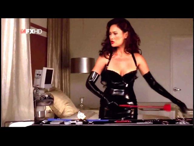 Tia Carrere - Nip/Tuck Dominatrix Scene