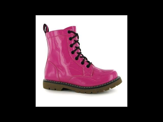 Обзор Ботинки Miso 7 Eyelet Girls Boot 033036
