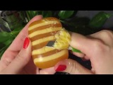 ASMR / АСМР Режу сухое мыло duru манговое мороженное (dry soap)