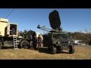 Heiße Abschreckung: US-Armee testet Mikrowellenwaffe