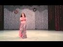 Nadiia Boiko - Ama Barawa - improvisation at Gala show