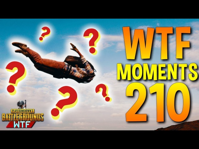 PUBG Daily Funny WTF Moments Highlights Ep 210 (playerunknown's battlegrounds Plays)