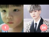 Suga BTS Childhood  From 1 To 24 Years Old
