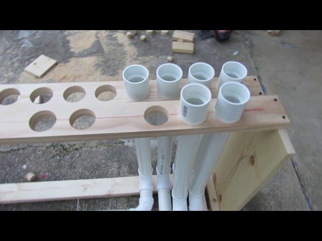 Build a Tubulum (PVC pipe) percussion instrument!