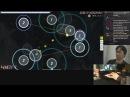 Osu! liveplay - Panda Eyes - ILY Fanteers Final Level EZ FC, 2x100
