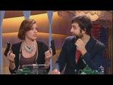 Милла Йовович исполняет народную песню в передаче Прожектор Пэрис Хилтон