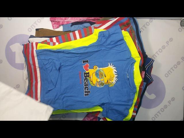 Junior t-shirts Extra(5kg) - детские футболки экстра Англия 2пак