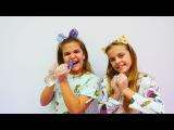 Yepyeni #Challenge izle! Sema ve Ayça ile eğlenceli kız oyunları! Kim kazanacak?