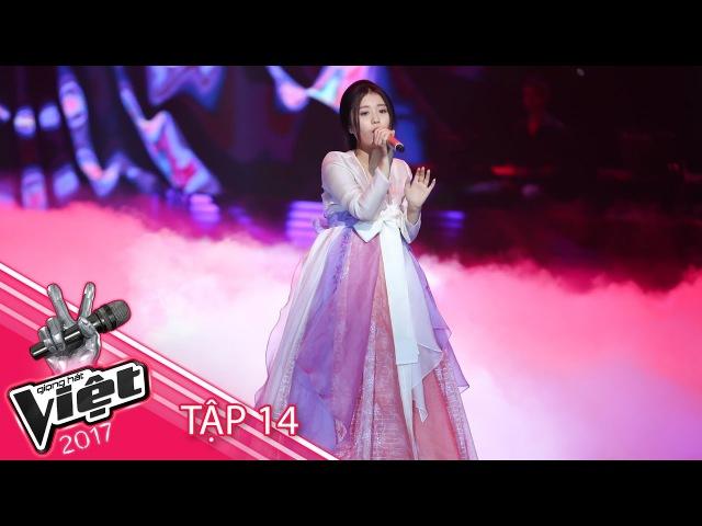 Lạc Trôi - Han Sara | Tập 14 The Voice - Giọng Hát Việt 2017