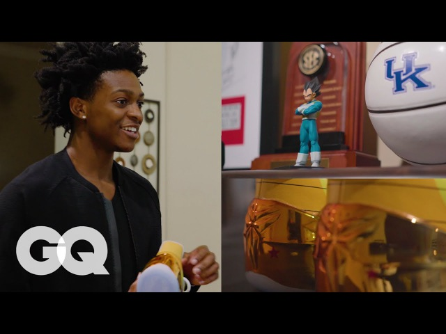 De'Aaron Fox's Rare Sneaker Collection GQ
