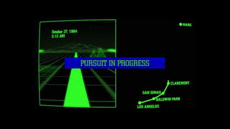 BaldHero Van Whelan - LA to Mars [Official Video]