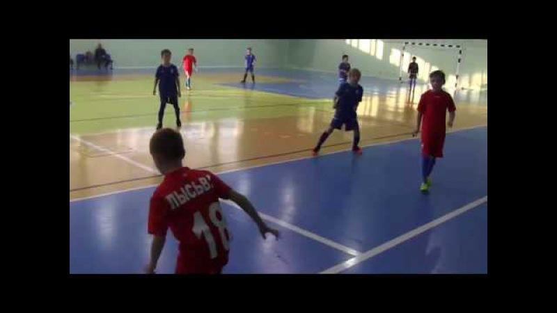 ДЮСШ Лысьва - Динамо Прогресс 2 Пермь (0-0) 2 тайм