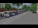 OMSI 2. Автобус: ЛиАЗ 6212.40. Карта: Freyfurt.