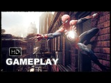 MARVEL'S SPIDER-MAN PS4 [FIRST 10 MIN] GAMEPLAY 2017