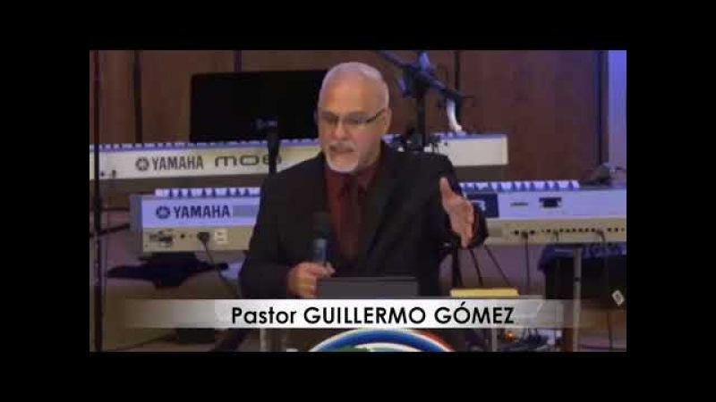 """EL VESTUARIO INTERIOR"""" Pastor Guillermo Gómez Predicaciones estudios bíblicos"""