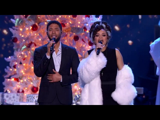 Taraji P. Henson's White Hot Holiday - Put A Little Love In Your Heart (Live)