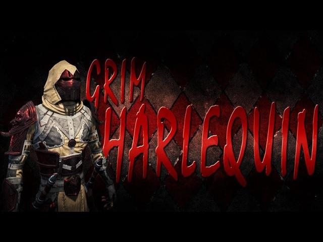 ESO Grim Harlequin Motif-ArmorWeapon Showcase of the Grim Harlequin Style-The Elder Scrolls Online