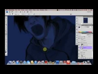 Drawing Eyeless Jack mask-less