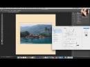 Как сделать рамочки для фото в фотошопе для фотокниг