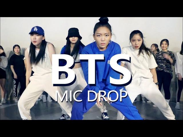 BTS방탄소년단 - MIC DROP Choreography . LIGI