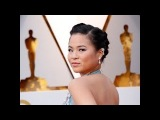 Kelly Marie Tran's Oscars 2018 Dress Is Perfect For Her First Academy Awards Red Carpet