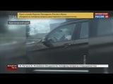 В Красноярске женщина ездила за рулем иномарки с ребенком на руках