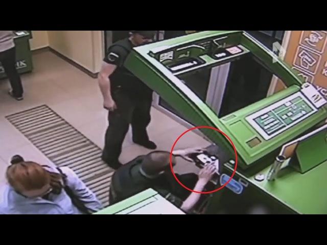В Омске инкассатор украл деньги в банке в котором работал