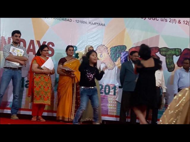 Must watch| Badrinath ki dulhania |Afiesta 2K17 | badri nath ki dulhania| er farhan alam | fkhan3473