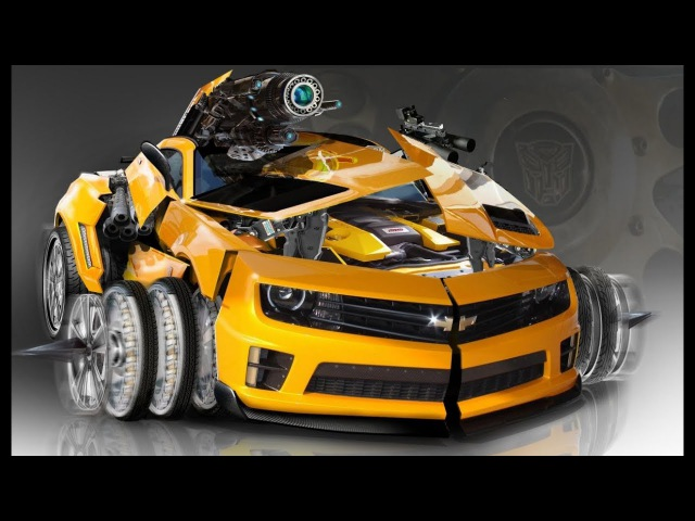 Transformers Cars Tribute - Untraveled Road - Thousand Foot Krutch