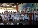 Abada Capoeira 2018- Jogos de Verão 2018- Finais categoria C Jogo de Iuna Beiço e Modelo