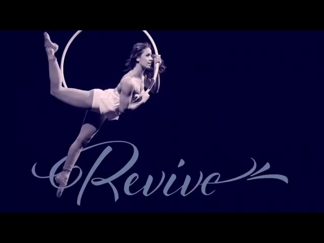 Aerial hoop by Lais Camila Revive