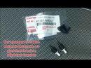 Замена форсунок омывателя лобового стекла Corolla на веерные от Camry