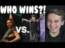 WHO'S SASSIER GERARD WAY OR BRENDON URIE Reaction