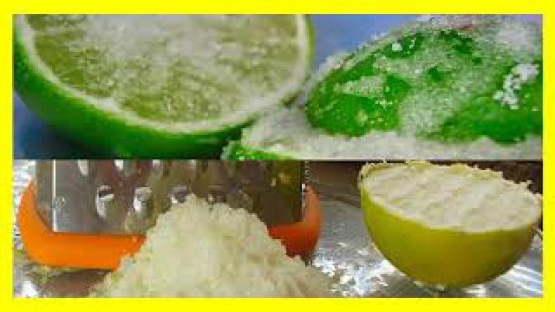 El limón congelado puede hacer maravillas por tu salud, incluso puede detener el avance del cáncer