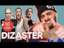 Узнать за 10 секунд DIZASTER угадывает треки Oxxxymiron Lil Pump Иванушки Int и еще 32 хита