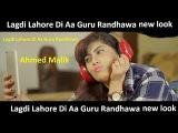 Lagdi Lahore Di Aa Guru Randhawa new punjabi video song