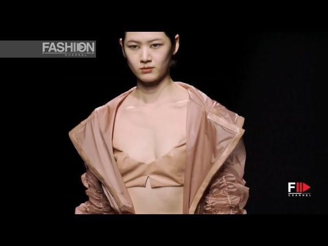DROME Fall 2018/2019 Paris - Fashion Channel