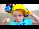 Tìm hiểu màu sắc với em bé kẹo trẻ em của Gombal - Johnny Johnny Yeah Papa bài hát vườn ươm bài hát