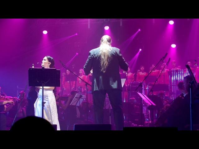 Tarja Turunen - Panis Angelicus (Live in Kiev, 21.12.2017)